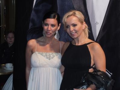 Anna Olausson & Tess Merkel