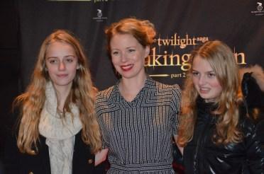 Tilde Wollter, Julia Dufvenius & Hanna Anderin