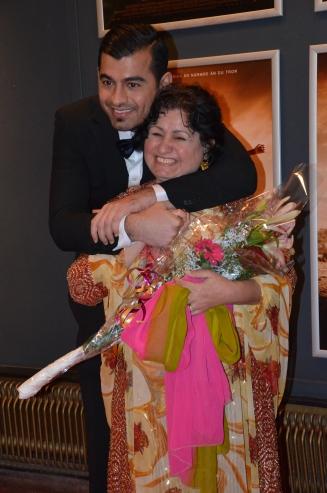 Karzan Kader & Khadidja Amin