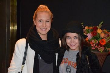 Mimmi Söderberg & Amanda Meyer