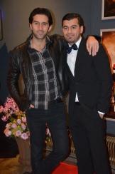 Karzan Kader & Fares Fares