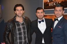 Karzan Kader & Fares Fares & Risko Kader