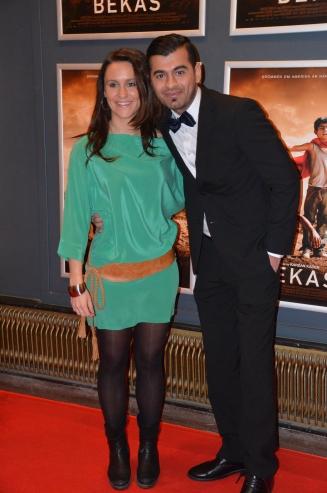 Sandra Herms & Karzan Kader