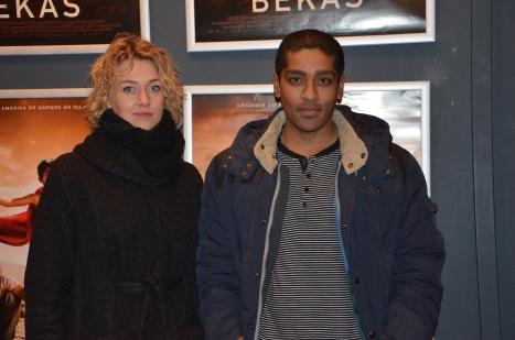 Alexander Karim & Maria Alm Norell