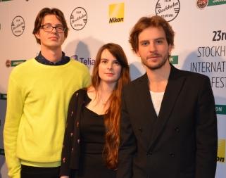 Jens Torbjörnsson, Maria Eriksson & Olof Leth