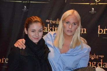 Petra Tungården med sällskap