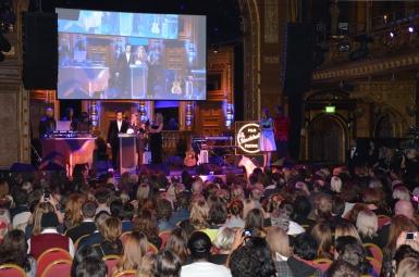 Prisutdelning Stockholm film festival 2012