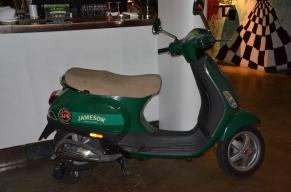 Jameson vespa