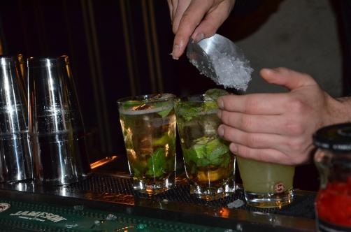 Jameson cocktails