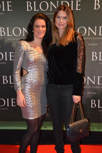 Anna Benson & Valerie Aflalo