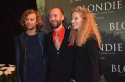 Jesper Kurlandsky, Olle Sarri & Anna Littorin
