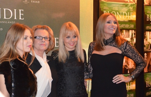 Carolina Gynning, Marie Göranzon, Alexandra Dahlström & Helena af Sandeberg