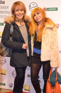 Mitra Mehrabi & Unni Drougge