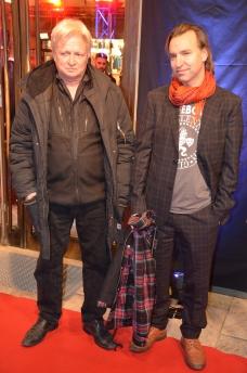 Stig Larsson med sällskap