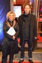 Anna Serner med sällskap