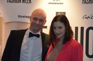 Fredrik Svensson och Birgitta Ohlsson
