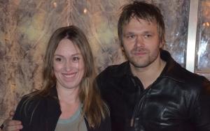 Sunshine Cunningham och Joakim Nätterqvist