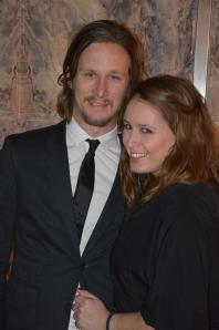 Henrik Hallgren och Doreen Månsson
