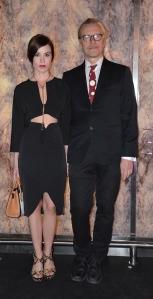 Julia Hellberg och Ernst Billgren
