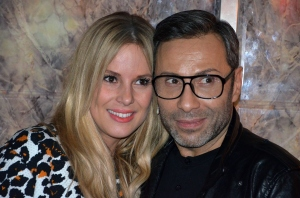 Sofia Persson och Jean-Pierre Barda