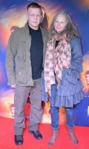 Pan Lindström och Caroline Giertz