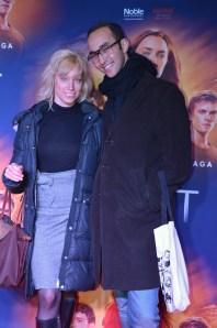 Ing-marie Wiklund och Shire Raghe