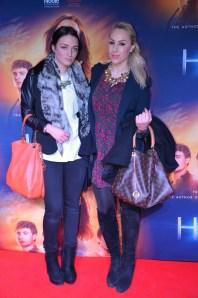 Marielle Lanz och Heidi Ershult