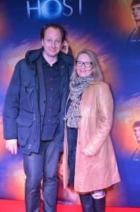 Anders Nilsson och Carina Lidbom