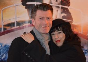 Johan Holmberg och Basia Frydman