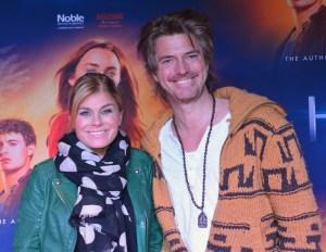 Pernilla Wahlgren och Jakob Stadell
