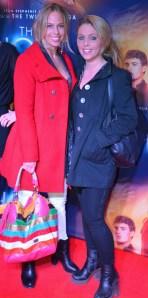 Malin Gramer och Sofie Brusell