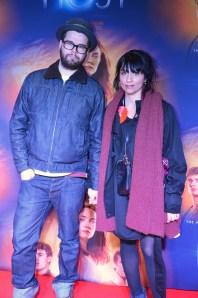 Fredrik Lindberg och Paola Bruna