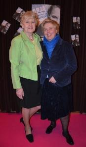 Anita Axell med dotter