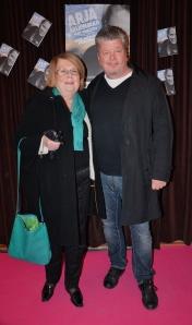Johan Carlen & mamma