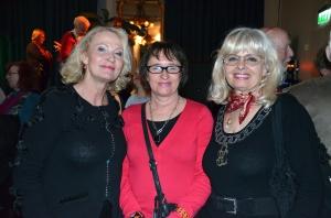 Eva Rusz & Margareta Sjödin & sällskap