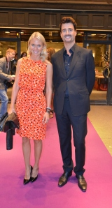 Andrea Engsäll och Hans Hjelmqvist