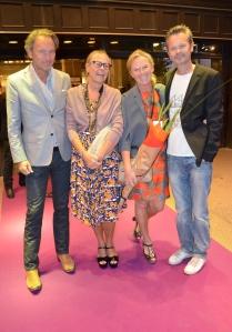 Tomas Ledin och Marie Ledin & Anders Glenmark och Birgitta Glenmark