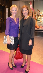 Kristina Alvendal och Karin Brinck