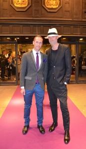 Mattias Pettersson och Lars Wallin