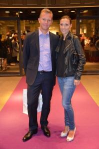 Thomas Johansson och Gisella Johansson