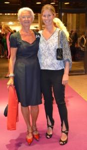 Elisabeth Tarras-Wahlberg och Filippa Tarras-Wahlberg