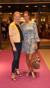 Anette Hedin och Rossana Mariano