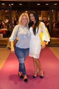 Monica Nilsson och Diamante Axvret