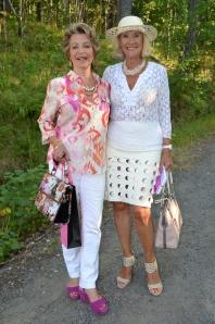 Yvonne Ekdahl & Birgitta Stubbing