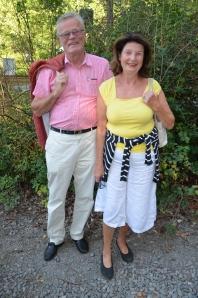 Björn Eriksson & fru