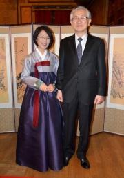 Ambassador of the Republic of Korea - Nam Gwan-pyo