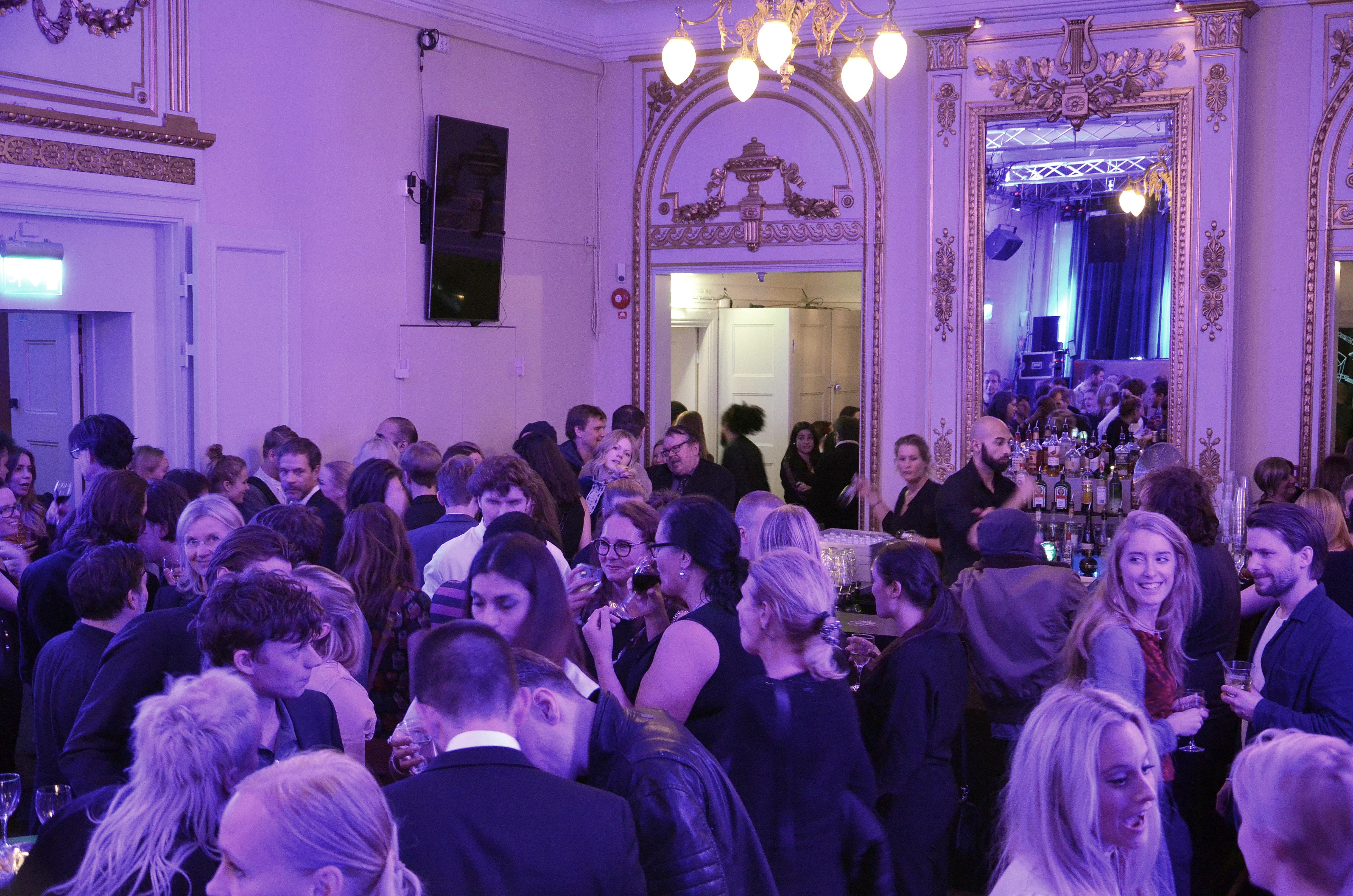 Stockholm Filmfestival 2015 prisutdelning