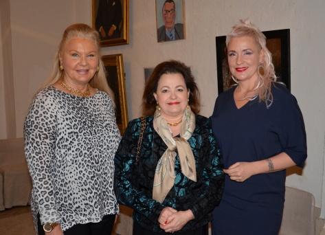 Irene Lönnqvist & Regina Lund och sällskap