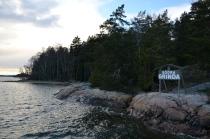 Södra Grinda bryggan