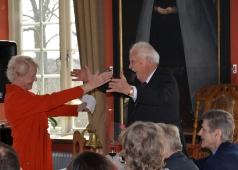 """""""Den första gång Du såg mig,då såg jag inte Dig"""" sjöng skådespelerskan Margaretha Byström."""